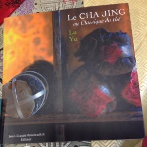 Livre Le Cha Jing ou Classique du Thé, par Lu Yu