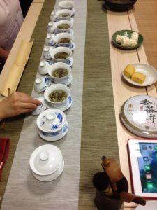 thés blancs au jasmin